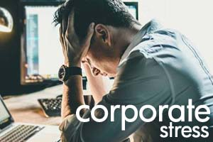 support for corporate stress