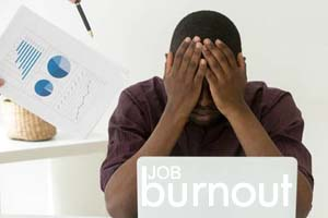 job burnout support