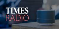 Times Radio interview July 2020