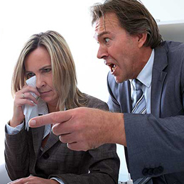 Help and advice for workplace bullying