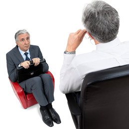 help for interview nerves
